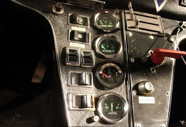1972 De Tomaso Pantera Group 3 Factory Prototype 5
