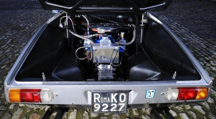 1972 De Tomaso Pantera Group 3 Factory Prototype