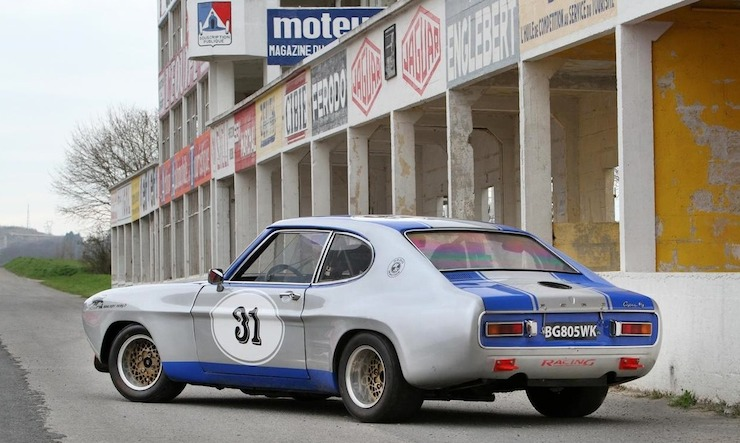 ford capri rs2600 group 2 competition coupe. Black Bedroom Furniture Sets. Home Design Ideas