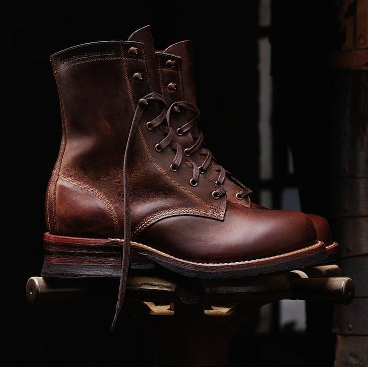 Austen 1000 Mile Lacer Wolverine Boots