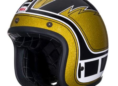 Bell Custom 500 Hurricane Helmet 2013