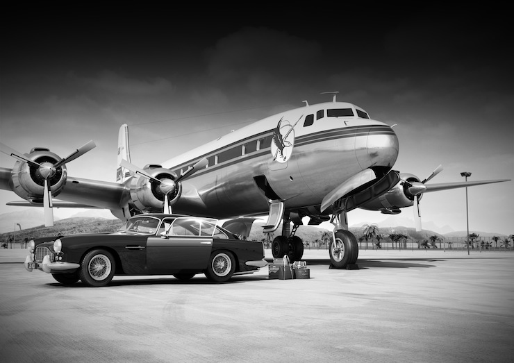 Cloudmaster DC-6