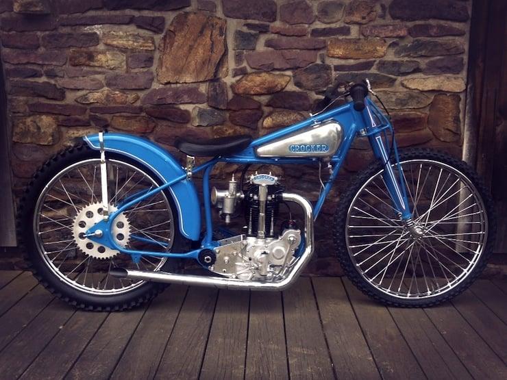 Crocker Speedway Racer 1 1934 Crocker Speedway Racer