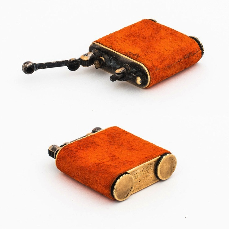 Douglass Automatic Pocket Lighter 1920