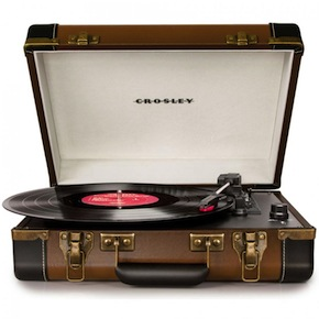 Executive Turntable by Crosley1 - Executive Turntable by Crosley