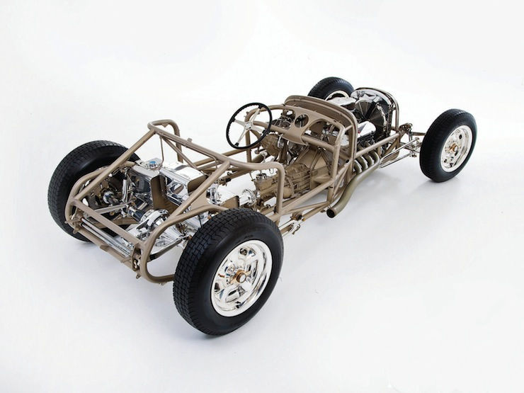 Ford Indy Speedster V8 1