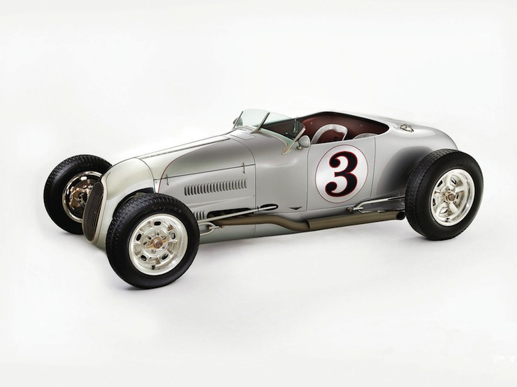 Ford Indy Speedster V8 3