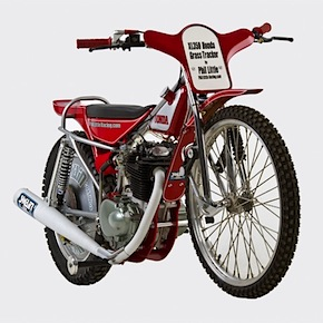 Honda XL350 Grass Tracker