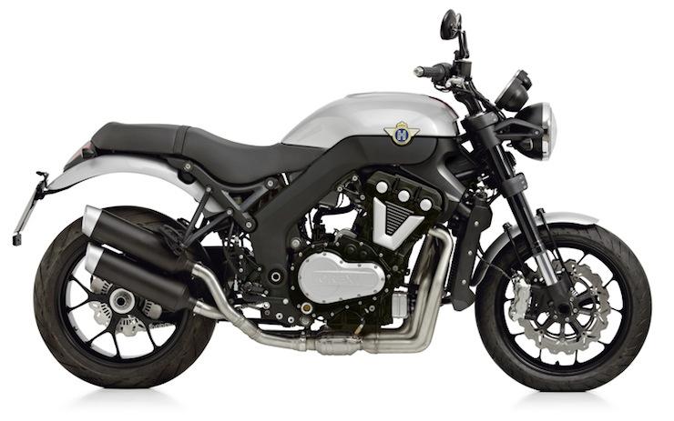Horex VR6 Roadster Motorcycle (3)