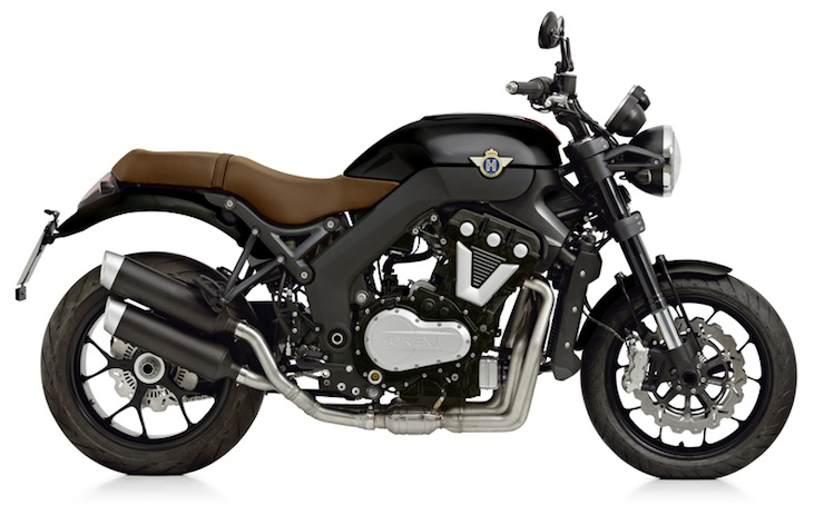 Horex VR6 Roadster Motorcycle