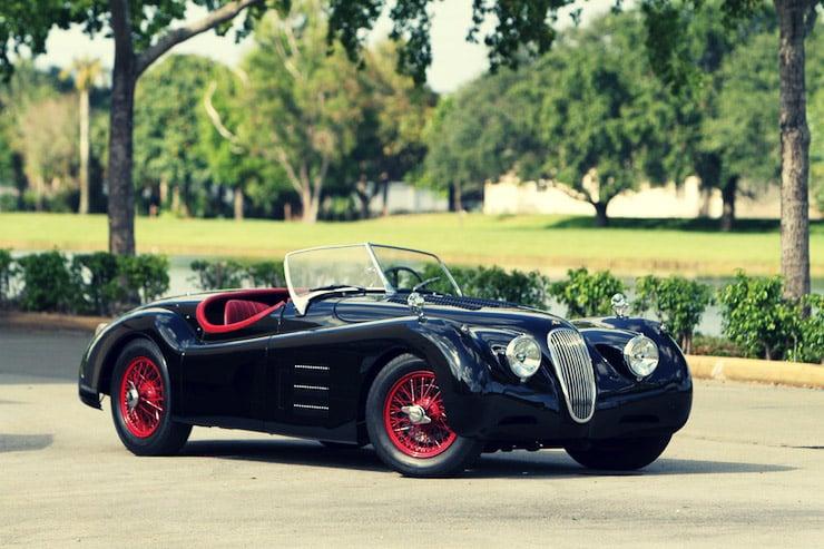 original 1954 jaguar xk120 m roadster