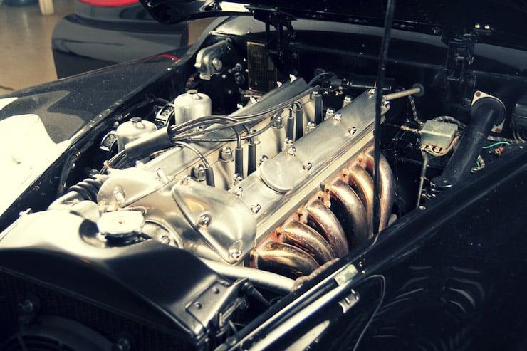 Jaguar XK120 M Roadster 2