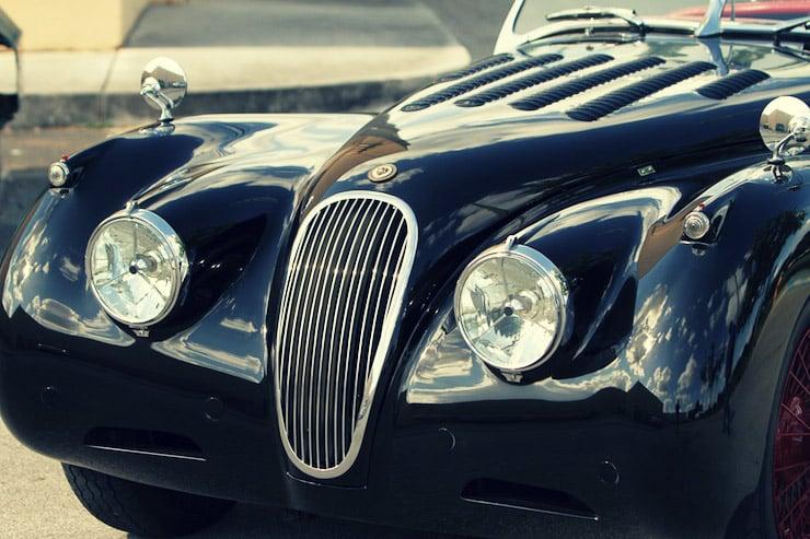 Jaguar XK120 M Roadster 4
