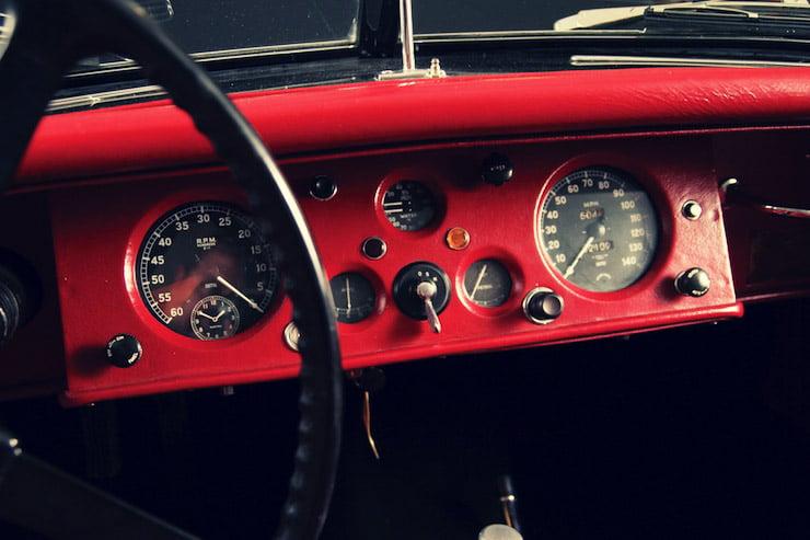 Jaguar XK120 M Roadster 5