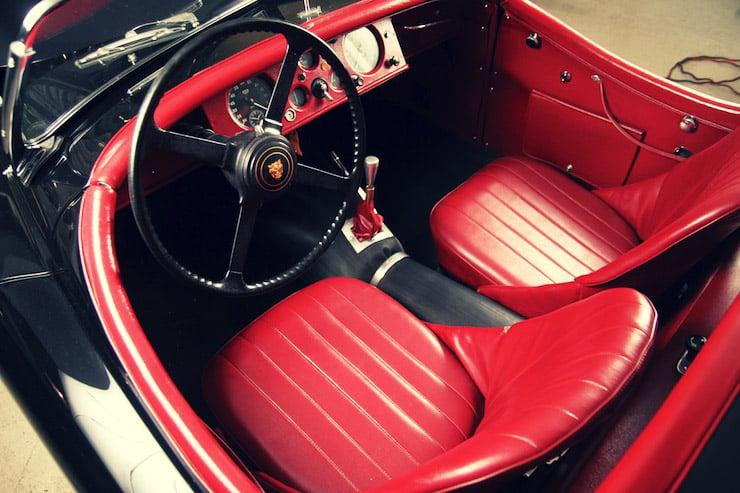 Jaguar XK120 M Roadster 6