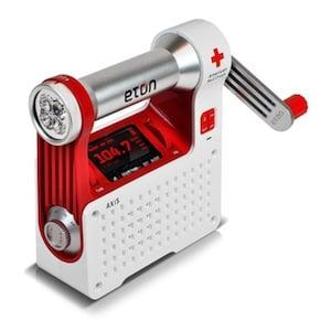 Red Cross Safety Hub by Eton 2 - Red Cross Safety Hub by Eton