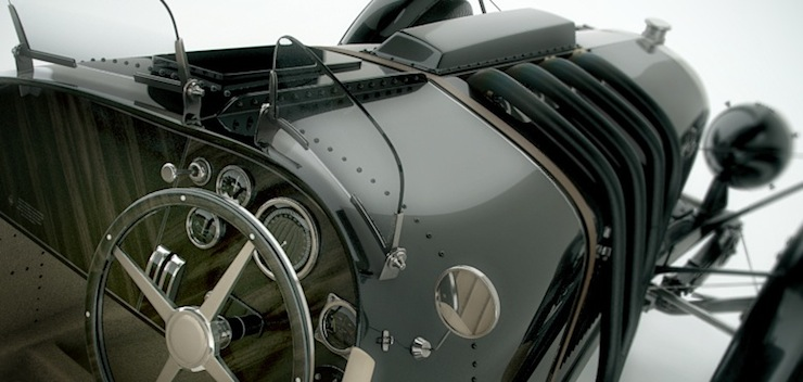 Riley Aero Special Car