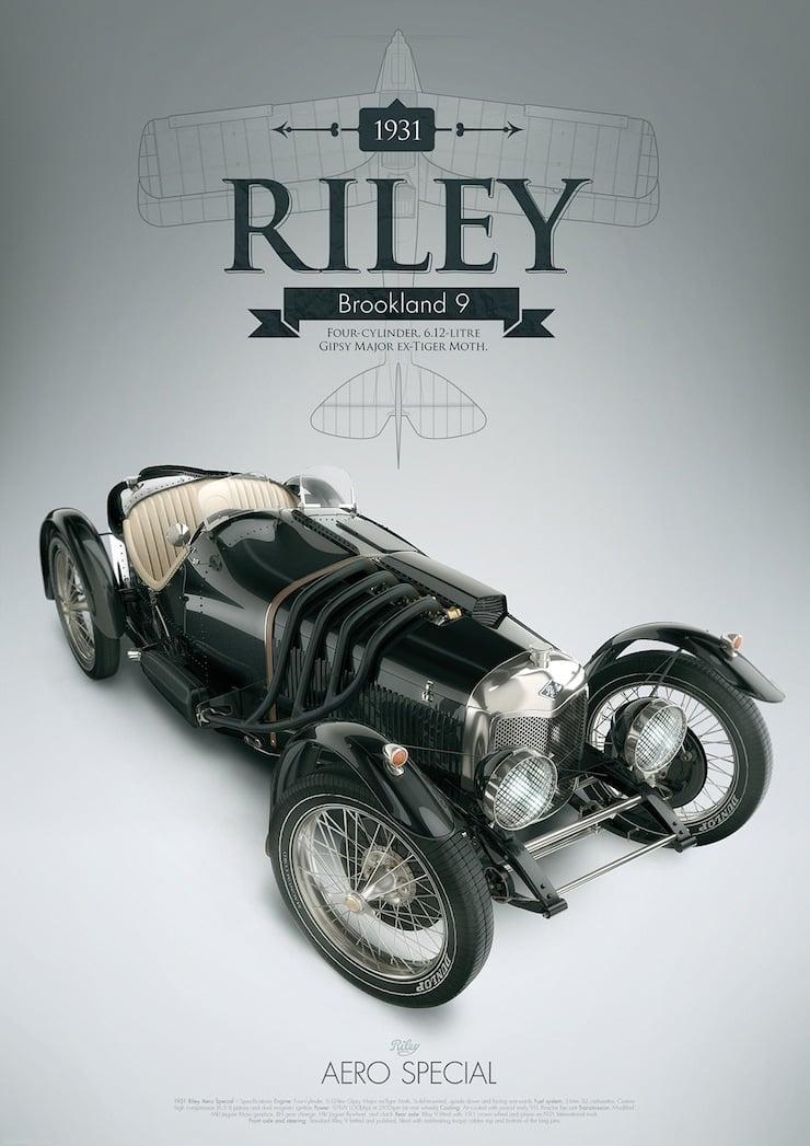 Riley Aero Special