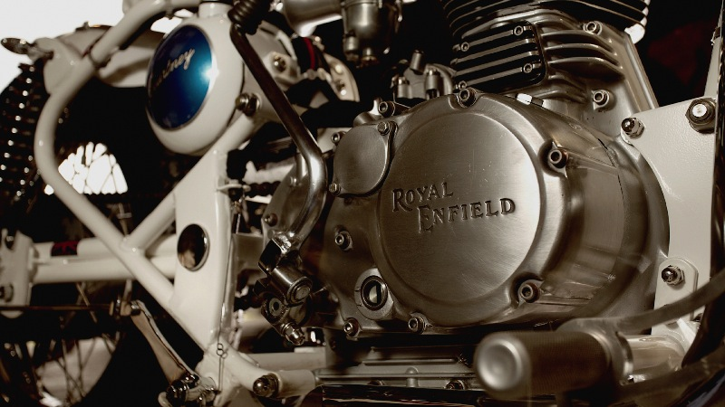 Royal Enfield 10 Royal Enfield Bobber by Old Empire Motorcycles