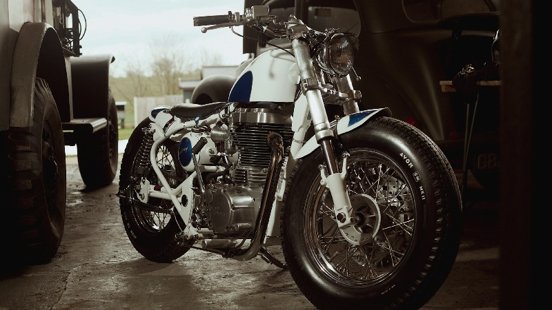 Royal Enfield Royal Enfield Bobber by Old Empire Motorcycles