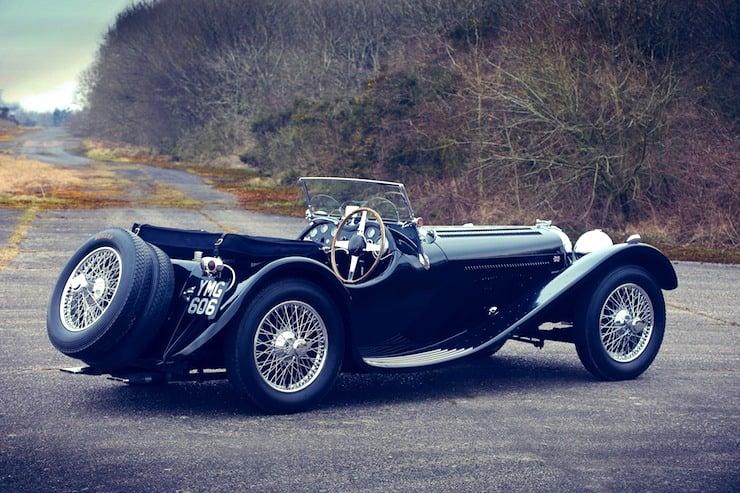 SS Jaguar 100 1