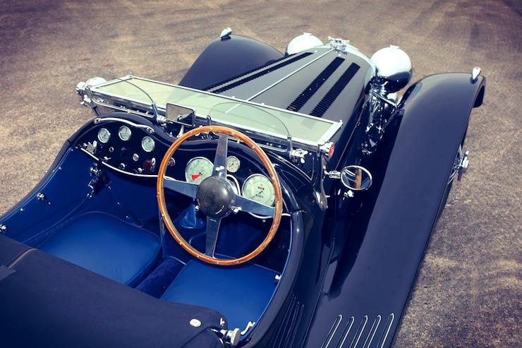 SS Jaguar 100 3