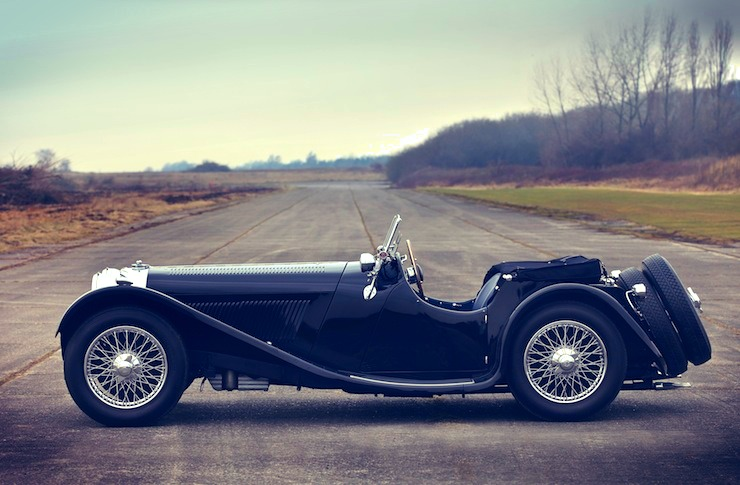 SS Jaguar 100 4