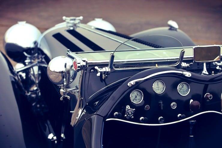 SS Jaguar 100 5