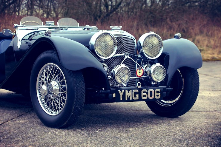 SS Jaguar 100 7