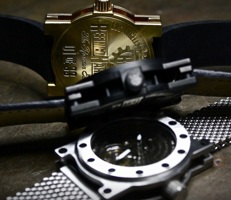 The Gatsby Watch by Refined Hardware The Gatsby Watch by Refined Hardware