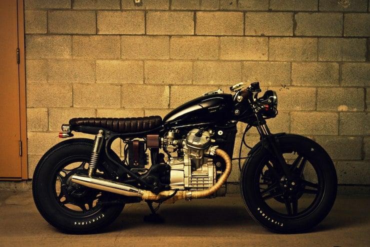 honda cx500 custom motorbike 5