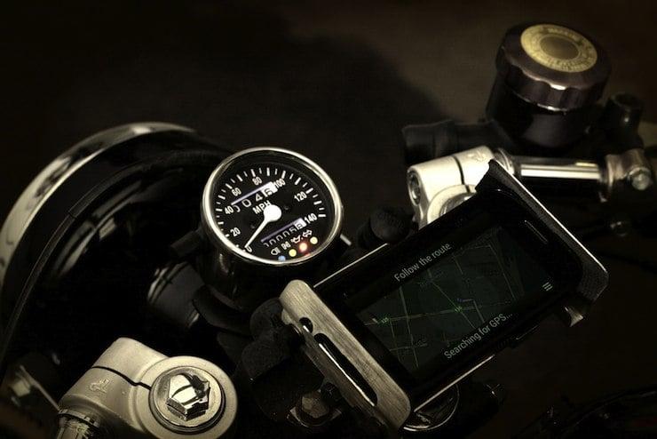 honda cx500 custom motorbike 6