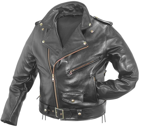 The Highwayman Jacket by Vanson Leathers