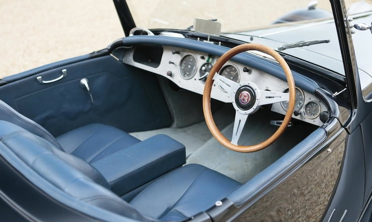 1953 Bentley R Type Special Roadster 4 1953 Bentley R Type Special Roadster