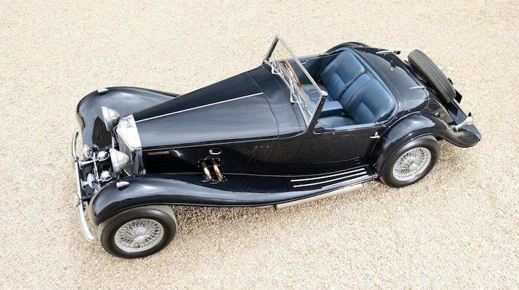1953 Bentley R-Type Special Roadster 7