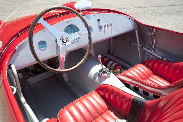 1953 Maserati A6GCS:53 Spyder by Fantuzzi 2