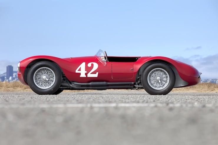 1953 Maserati A6GCS:53 Spyder by Fantuzzi 3