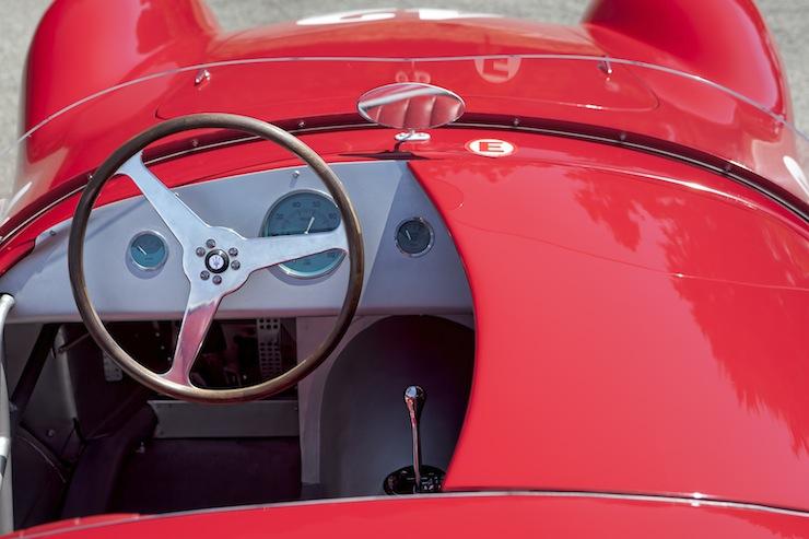 1953 Maserati A6GCS:53 Spyder by Fantuzzi 4
