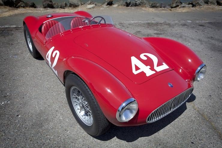 1953 Maserati A6GCS:53 Spyder by Fantuzzi 5
