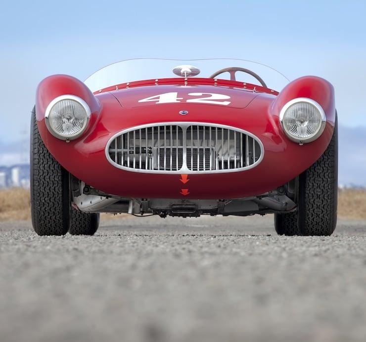 1953 Maserati A6GCS:53 Spyder by Fantuzzi 6