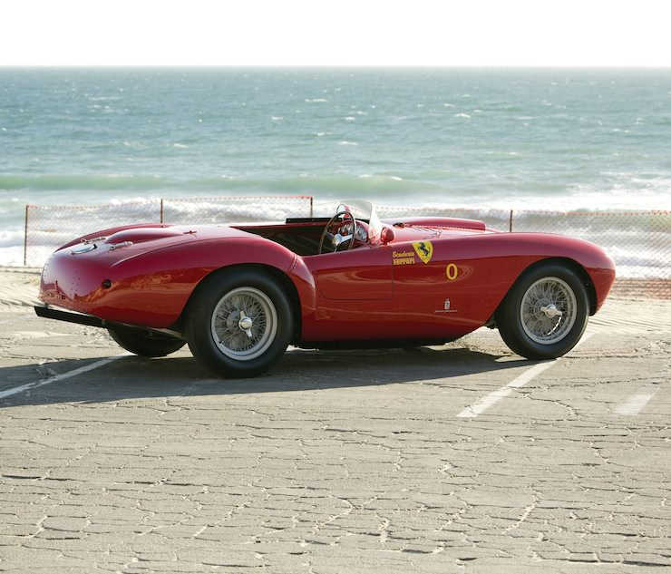 1954 Ferrari 500 Mondial Spider Series I by Pinin Farina 1