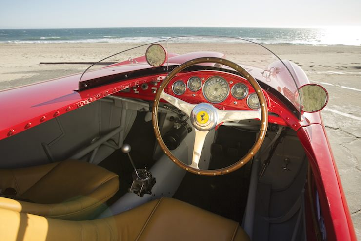 1954 Ferrari 500 Mondial Spider Series I by Pinin Farina 3