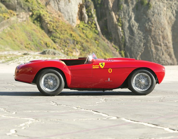 1954 Ferrari 500 Mondial Spider Series I by Pinin Farina 4