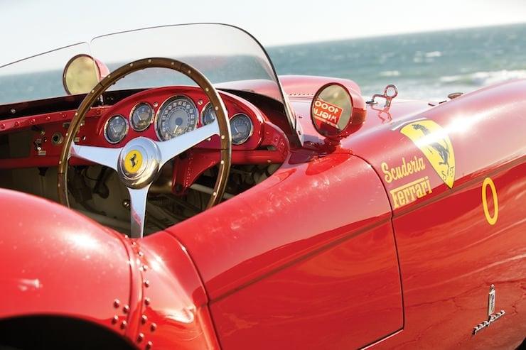 1954 Ferrari 500 Mondial Spider Series I by Pinin Farina 6
