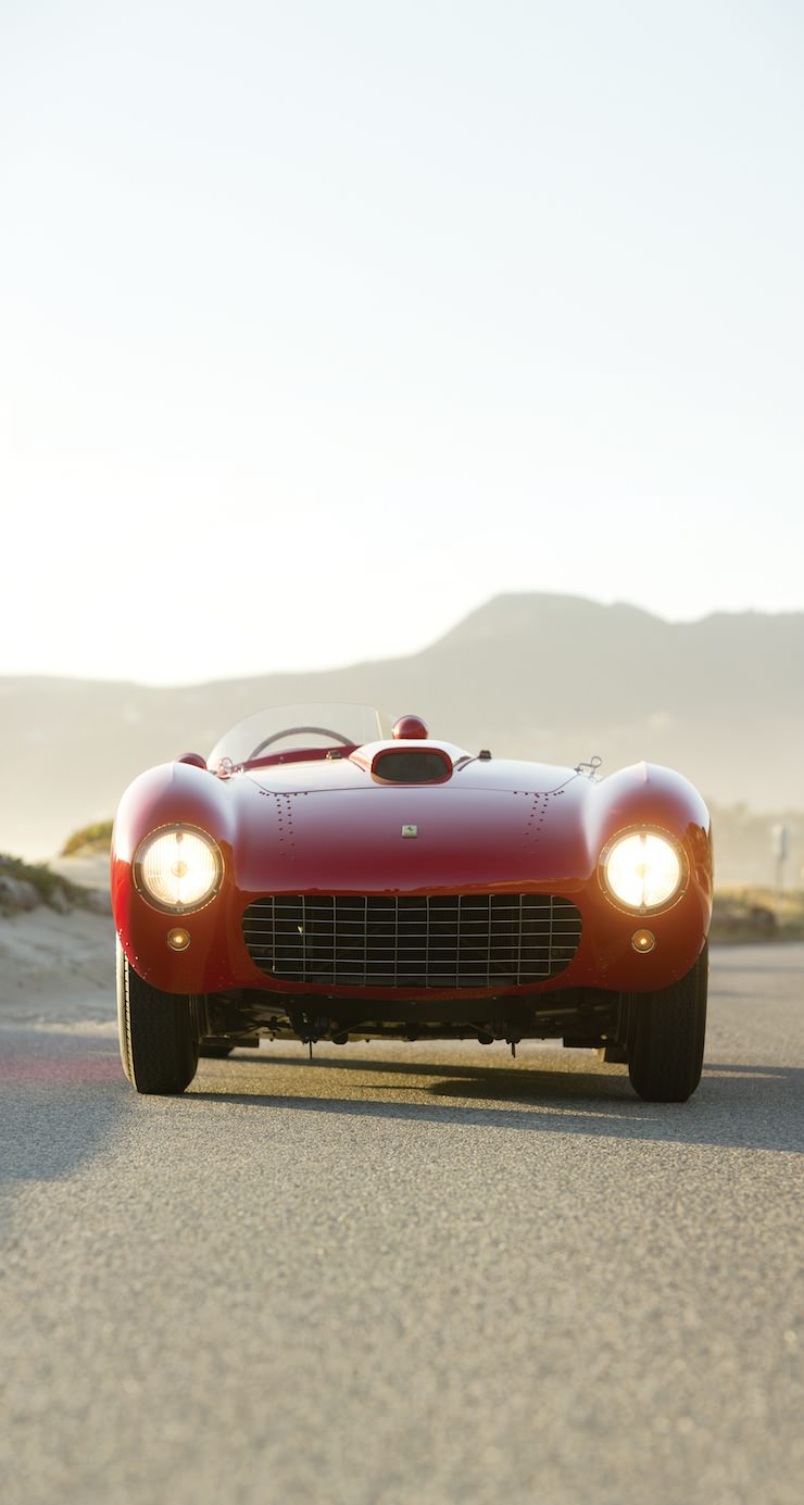 1954 Ferrari 500 Mondial Spider Series I by Pinin Farina 7