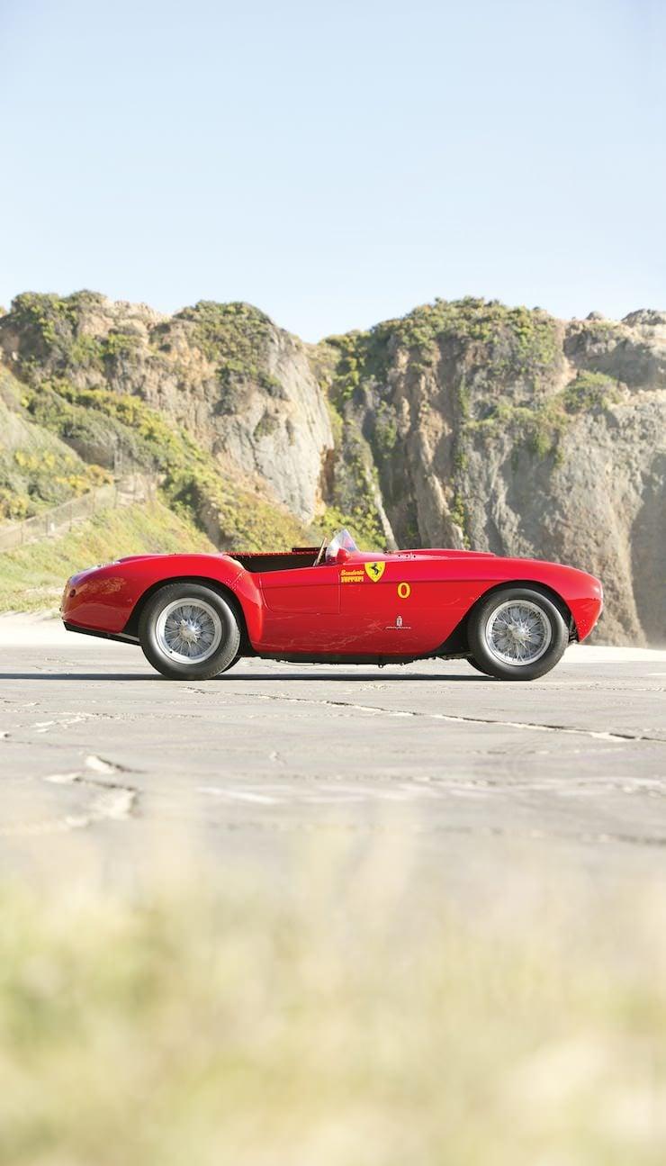 1954 Ferrari 500 Mondial Spider Series I by Pinin Farina 8