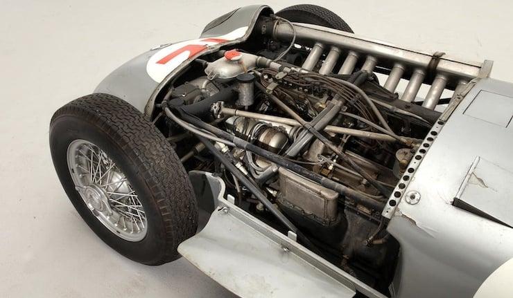 1954 Mercedes Benz W196R Formula 1  1954 Mercedes Benz W196R Formula 1 Car