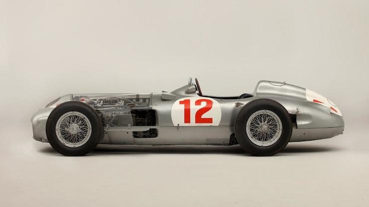 1954 Mercedes-Benz W196R Formula 1  1
