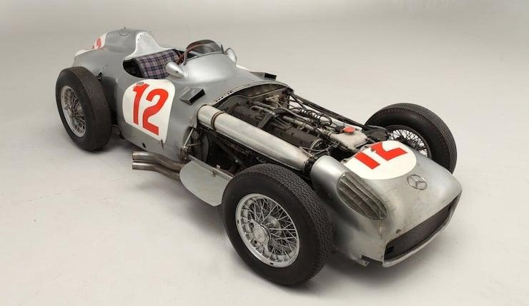 1954 Mercedes-Benz W196R Formula 1  2