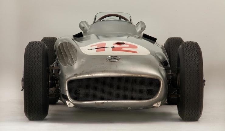 1954 Mercedes-Benz W196R Formula 1  3